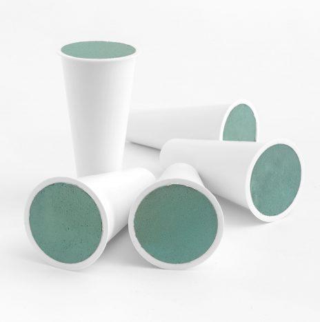 Conos plástico con mosimoll