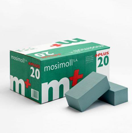 Espuma floral mosimoll – Plus